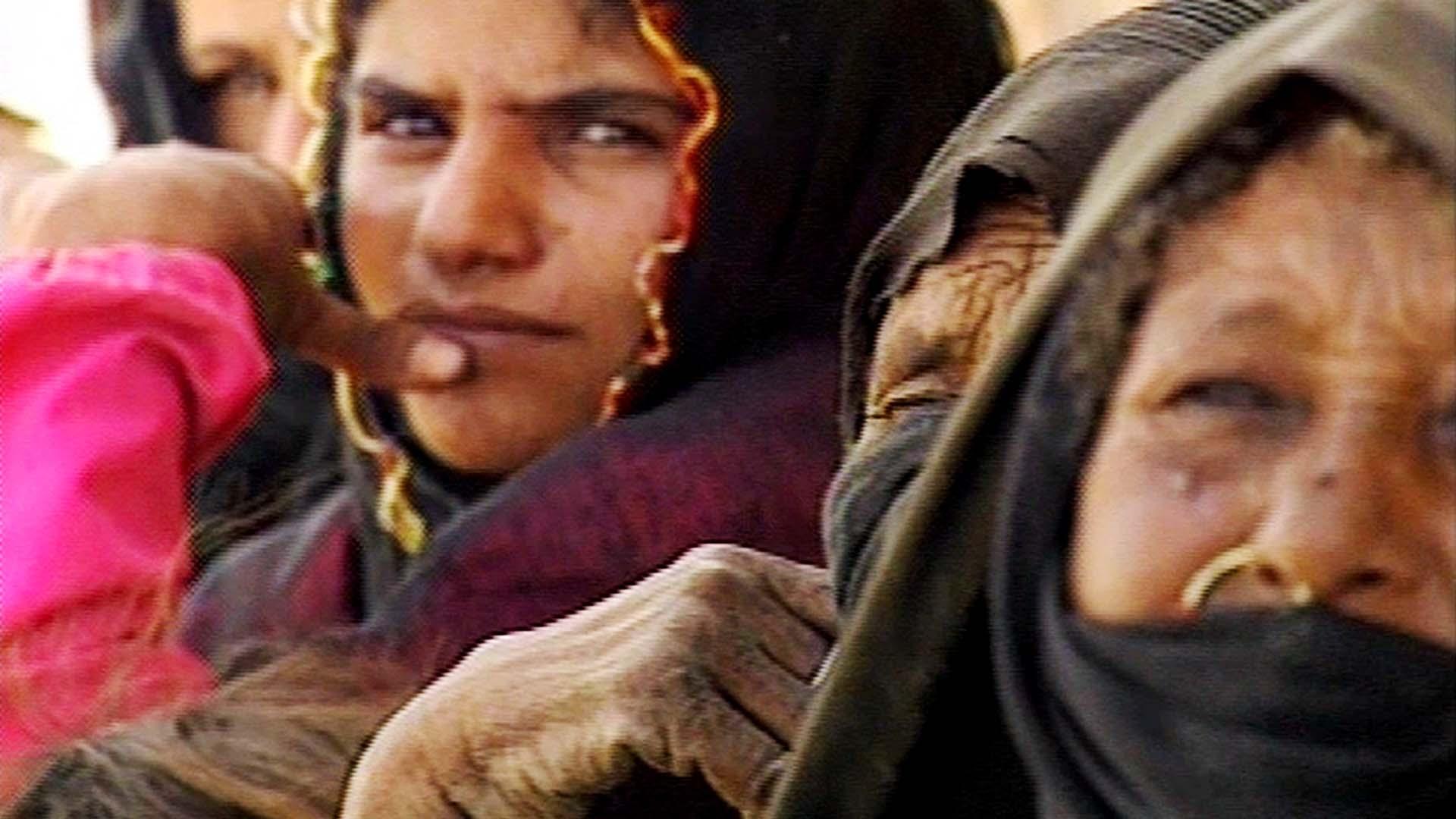 middle east women
